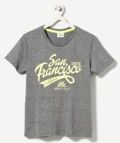 1 - tee shirt laure gris Tape A L'oeil, Coaching, Wonder Woman, T Shirts For Women, Tee Shirt, Tees, Mens Tops, Fashion, Boy Fashion