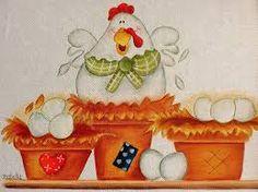 riscos de galinha para pano de prato - Pesquisa Google