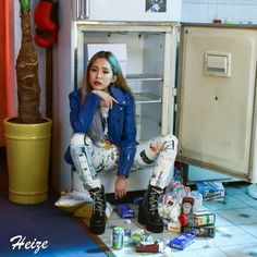 """Shut Up And Groove"" is a single recorded by South Korean singers Heize and Dean. It was released on June 02, 2016 by CJ E&M."
