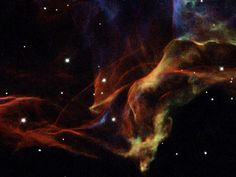 The Veil Nebula, left behind by the explosion of a massive star thousands of years ago, is one of the largest and most spectacular supernova remnants in the sky.