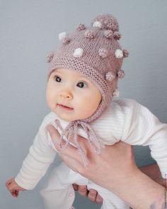 Купить Шапочка Лавентери - шапка, шапочка, шапочка с ушками, шишечки, шапочка для девочки, шапочка вязаная