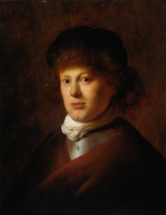Rembrandt Harmenszoon van Rijn Portrait of Rembrandt van Rijn 1628