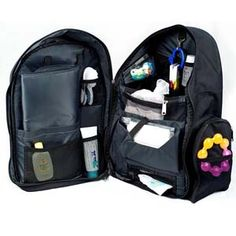 Obersee Innsbruck Diaper Bag Backpack with Detachable Cooler ...