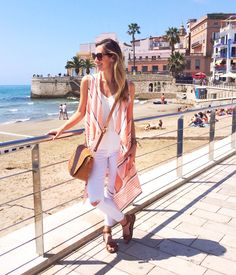 Mediterranean Getaway Instagram Roundup – What I Wore & What To Pack   LivvyLand Austin Fashion & Style Blog by Olivia Watson