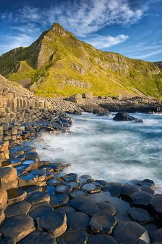 Giant's Causeway, Co. Antrim, Northern Ireland, UK