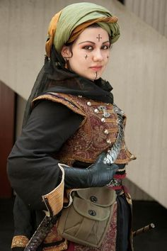 Steampunk its more than an aesthetic style, it's the longing for the past that never was. In Steampunk Girls we display professional pictures, and illustrations of Steampunk, Dieselpunk and other anachronistic 'punks. Some cosplay too! Steampunk Cosplay, Steampunk Outfits, Mode Steampunk, Steampunk Clothing, Steampunk Fashion, Steampunk Design, Gothic Fashion, Pirate Cosplay, Renaissance Clothing