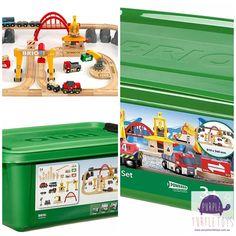 BRIO 33097 Cargo Railway Deluxe Set  #toysrusaustralia #lego #sylvanian #ltoys #toysale #toysforsale #onlinetoys #lb #onlineshopping