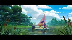 Artes de Nacho Molina para o filme VIVO, da Sony Animation | TheCAB Painting, Art, Art Background, Painting Art, Kunst, Paintings, Performing Arts, Painted Canvas, Drawings