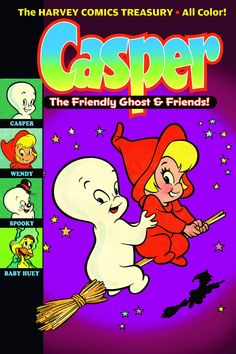 Casper The Friendly Ghost (1995) - Warner Bros. Pictures - Harvey Comics Entertainment - Raymond C. Reed, as President of AKAUSA Holdings, Ltd., acquired Harvey Comics Entertainment (1989) and took it public (1993) - and now has formed Global Media Village (2013) dedicated to Film, Television and Digital Media -- Development, Production and Distribution - @GMediaV - http://about.me/GlobalMediaVillage