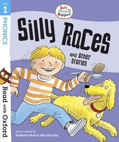 This Biff, Chip and Kipper collection contains four funny stories, plus activities focusing on reading skills. This Read with Oxford Stage collection is ideal for children who are gaining more reading confidence. Read with Oxford offers an exciting range of carefully levelled reading books to build your child's reading confidence. Phonics Books, Phonics Reading, Reading Activities, Fun Activities, Reading At Home, Free Reading, Reading Books, Reading Levels, Reading Skills