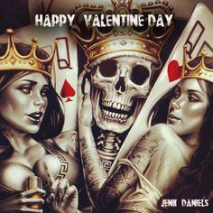 HAPPY VALENTINE DAY.......BY JENK DANIELS.........PARTAGE OF TC CENK SIPAHI.........ON FACEBOOK........