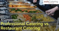 Professional Catering Services Vs. Restaurant Catering - Read here: http://eatzcatering.com/blog/professional-catering-services-vs-restaurant-catering/. For a halal certified food caterer in Singapore go here:http://eatzcatering.com #eatzcatering #catering #singaporecatering #singaporefood