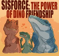 JURASSIC WORLD: SISFORCE by VanOxymore on DeviantArt