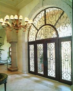Cantera Doors - Alhambra