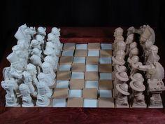 Unique Chess Pieces | Unique Chess Pieces | morechess
