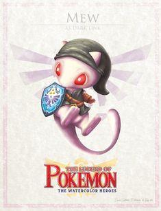 The Legend of Pokémon – Quand les Pokémon rencontrent Zelda