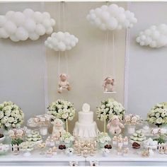 Mommy's little angel baby shower