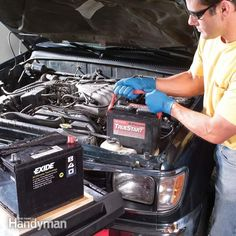 Avoid an expensive service or tow charge (and the worry of being stranded!) by keeping your car battery working at peak performance. This article will show you how to perform a simple step-by-step 10-minute seasonal battery check-up so you know whether your battery is performing well. This article will also explain how to replace your battery if it's failing, so you're not left stranded out in the middle of nowhere with a car that won't start.