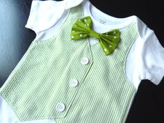 St Patrick's Day Short Sleeve Green