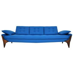 Adrian Pearsall sofa | From a unique collection of antique and modern sofas at http://www.1stdibs.com/seating/sofas/