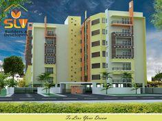Sri Krishna Sai Enclave by  SLV Builders – 2BHK & 3BHK Residential apartments in Kadugodi, Bangalore. Rs. 43.3 L - 62.7 L