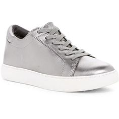 dc2c1e327cad6 Kenneth Cole NY  Kam  Sneaker Pewter womens shoes