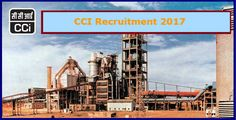 Cement Corporation of India Recruitment 2017-18 – Senior Manager, Deputy Manager & Various Vacancies –Last Date: 17th July 2017 CCI Recruitment 2017:Cement Corporation of India Limited (CCI) inviting the application forms from the eligible candidates to fill the the recruitment of Senior Manager, Deputy Manager & Various Vacancy. By this advertisment, The CCI will fill the 11 posts.… Read More »