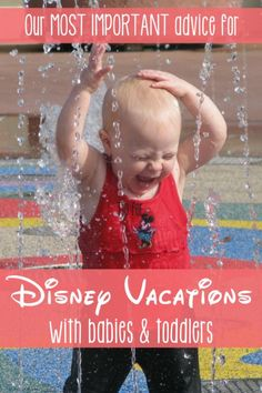 A Disney vacation with babies, toddlers, and preschoolers can have unique challenges. The #1 piece of advice for families traveling to Disney Parks with young kids is this: find the Baby Care Centers, available in each Disney Park around the world.