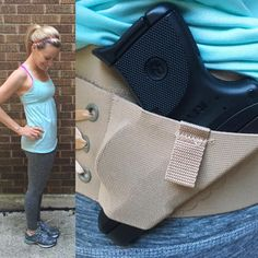 This week cancan Celebrates Natalie. Read what she had to say about her CanCan Holster over on our Facebook page! Thank you Natalie! We appreciate you! #girlsandguns #girlswhoshoot #firearm #protection #secondamendment #progun #gunrights #vote #rockthevote #2a #concealedcarrynation #concealedcarry #summer #workout #yogapants #undercover #pretty #fashion #selfdefense