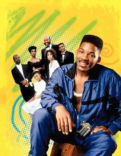 Good The Fresh Prince of Bel Air x TV Poster
