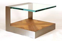 James Verner Furniture create contemporary furniture, handmade in English hardwoods. Contemporary Furniture, Hardwood, Shelves, Table, Home Decor, Natural Wood, Shelving, Decoration Home, Room Decor