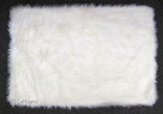 This White Fluffy Rug