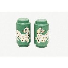 Waylande Gregory Leopard Salt & Pepper Shakers