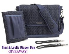 Enter our Mother's Day #giveaway to win a fabulous NEW timi diaper bag! Ends 05/15.
