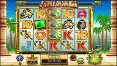 Řeka Nil vyplaví skvělé výhry pouze pro vás! http://www.ceske-online-casino.com/online-kasino-hry/a-while-on-the-nile-online-automat #ceskecasino #awhileonthenile #hry #onlineautomat
