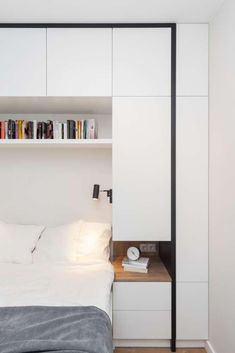 Best Wardrobe Design Ideas For Your Small Bedroom 29 Bedroom Ideas For Small Rooms Bedroom Design Ideas Small wardrobe Small Bedroom Wardrobe, Wardrobe Bed, Small Bedroom Storage, Small Master Bedroom, Small Bedroom Designs, Closet Bedroom, Home Decor Bedroom, Bedroom Furniture, Bedroom Wall