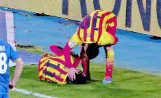 #ForçaNeymar — I'll take care of Neymar, Ronaldinho took care of...