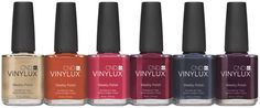 """We got the new VinyLux collection """"Modern Folklore!"""" We are so excited to start trying out the collection!"""