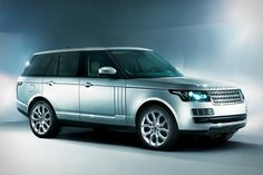 """2013 Range Rover--The new """"Double R"""".  Something else for Jay-Z to use to make you feel inadequate."""