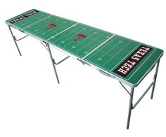 $109.00 Texas Tech University Red Raiders Tailgate Pong Table