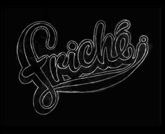 Friché by Christian Antolin, via Behance