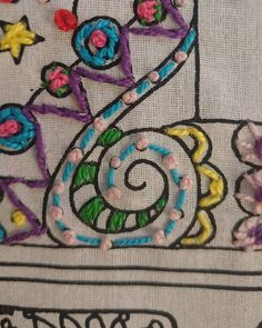 Another sneak peek from our new collection! #zenbroidery #zen #stitching #thread #needle #embroidery #zentangle #newyork #love #life #colorful #happiness #hoop #hooping #mandala #fun #crafty #craft #hobby #rainbow #designworks #mystery #sneakpeek
