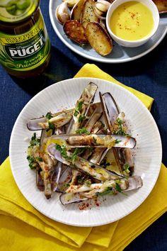 Japchae, Asparagus, Seafood, Pork, Pizza, Puget, Beef, Vegetables, Healthy