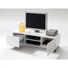 Verrijdbaar tv meubel Hella W