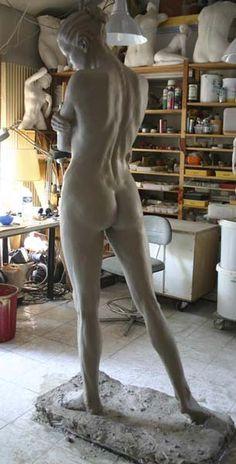Catalogue des sculptures d'Yves Pirès