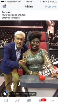 Deolinda Kinzimba vence 'The Voice Portugal'