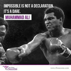 40 years ago today – THE THRILLA IN MANILA Muhammad Ali beats Joe Frazier in the Thrilla in Manila; arguably the greatest and most brutal world heavyweight title fight of all time. Cus D'amato, Muhammad Ali Quotes, Muhammad Ali Boxing, Ufc, Mike Tyson, Citation Mohamed Ali, Muay Thai, Thrilla In Manila, Thai Boxe