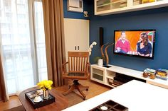 A 49sqm Condo Unit Gets a Dose of Varying Shades of Blue Real Living Philippines