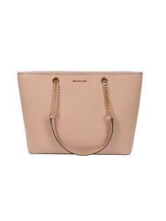 MICHAEL KORS Michael Kors Jet Set Travel Tote Bag. #michaelkors #bags #shoulder bags #hand bags #leather #tote #
