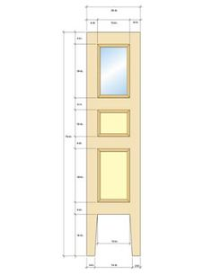 DIY room divider   Pinned from freshhomeideas.com